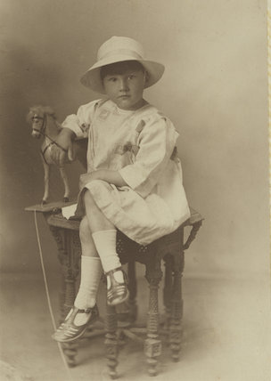 Barbara Strachey (Hultin, later Halpern)