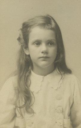 Ursula Margaret Wentzel (née Strachey)