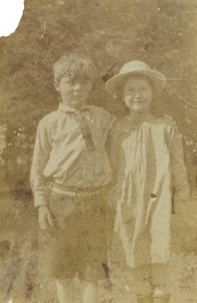 Charles Villiers; Barbara Strachey (Hultin, later Halpern)