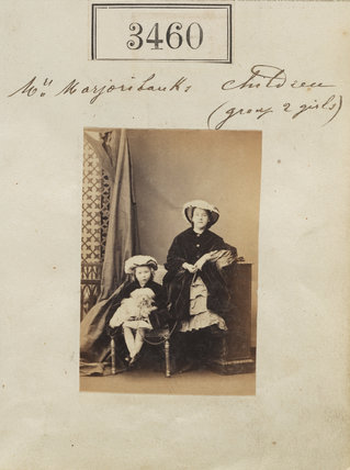 The daughters of 1st Baron Tweedmouth