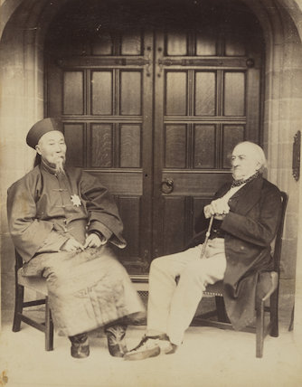 Li Hongzhang (Li Hung Chang); William Ewart Gladstone