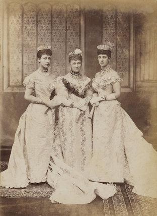 Princess Louise, Duchess of Fife; Louise, Queen of Denmark; Queen Alexandra