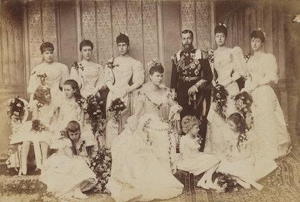 'Wedding group'
