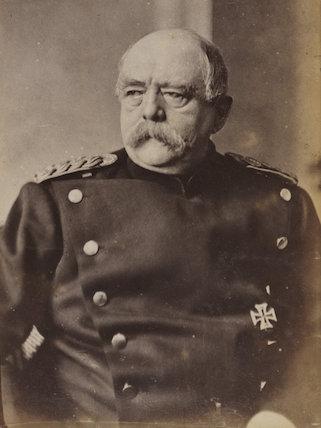 Prince Otto Edward Leopold von Bismarck-Schonhausen