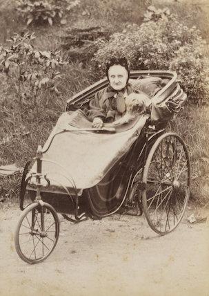Elizabeth Wood (née Browning)