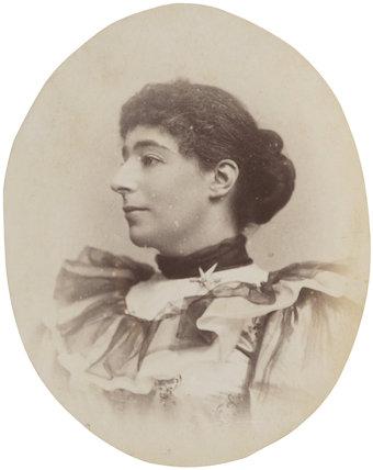Lucas Malet (Mary St Leger Harrison, née Kingsley)