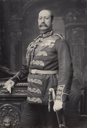 Francis Wallace Grenfell, 1st Baron Grenfell