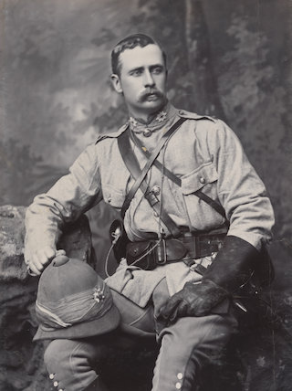 Augustus John Henry Beaumont Paulet, 15th Marquess of Winchester