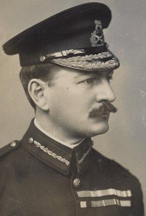 Sir (Henry Macleod) Leslie Rundle
