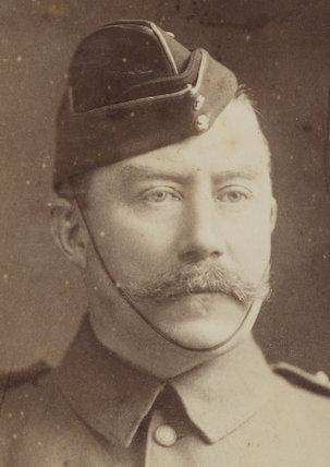 Charles Compton William Cavendish, 3rd Baron Chesham
