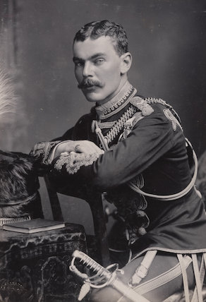 David William Stanley Ogilvy, 6th Earl of Airlie