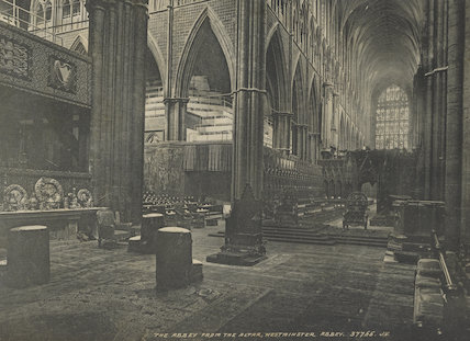 The Abbey from the Altar, Westminster Abbey