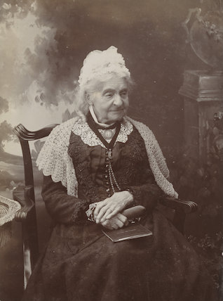 Margaret Ann Neve (née Harvey)