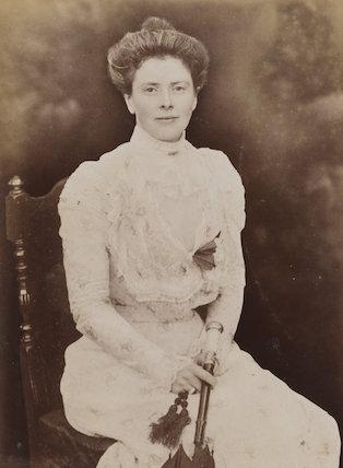 Mary Endicott Carnegie (née Endicott) (formerly Chamberlain)