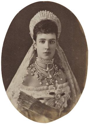 Maria Feodorovna, Empress of Russia (Princess Dagmar)
