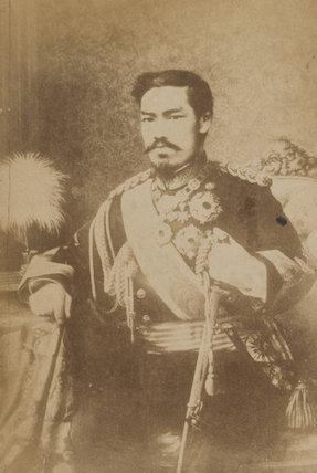 Meiji, Emperor of Japan