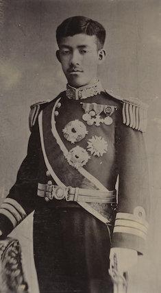 Taisho, Emperor of Japan