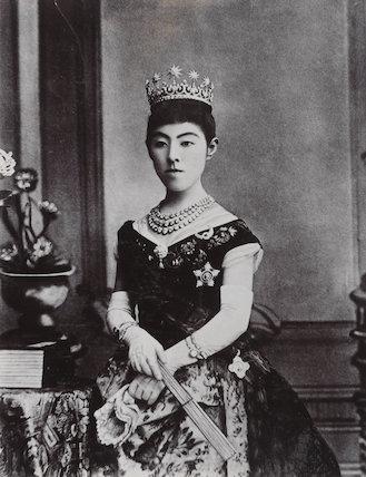 Shoken, Empress of Japan