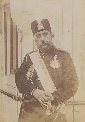 Mozaffar od-Din, Shah of Persia