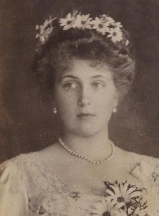 Victoria Eugenie ('Ena') of Battenberg, Queen of Spain