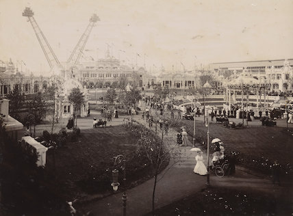 Franco-British Exhibition - White City
