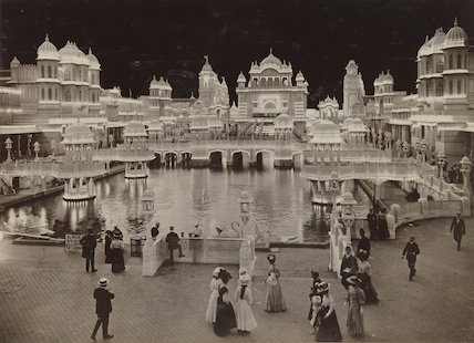 Franco-British Exhibition - White City