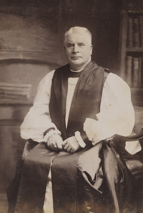 Henry Lowther Clarke
