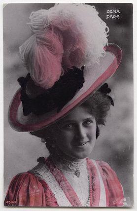 Zena Dare (Florence Harriette Zena Dones)