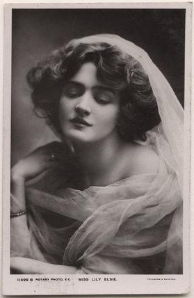 Lily Elsie (Mrs Bullough)