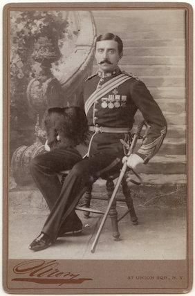 Edward Hugh Sothern as Captain Letterblair