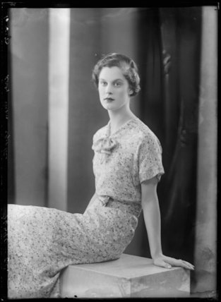 Lady Susan Alice Askew (née Egerton)