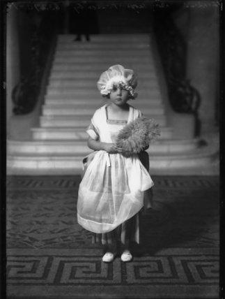 Lady Moyra Blanche Madeleine Browne (née Ponsonby)
