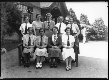 English Women's Golf Team