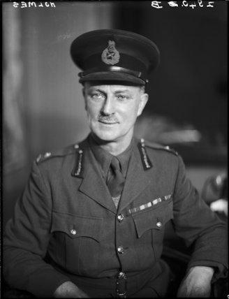 Sir Noel Galway Holmes