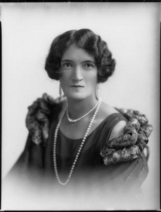 Auriol Margaretta Hume-Gore (née Brougham, formerly Viscountess Ipswich)