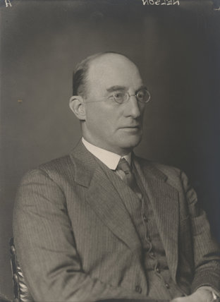 Sir Arthur Edward Nelson