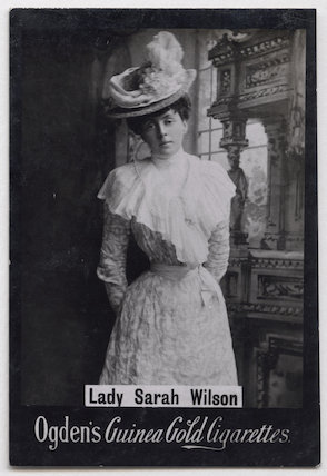Lady Sarah Isabella Augusta Wilson (née Spencer-Churchill)