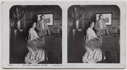 Dame Clara Ellen Butt; Robert Henry Kennerley-Rumford