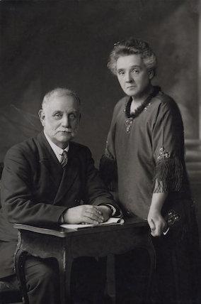 Elizabeth Jane Lansbury (née Brine); George Lansbury