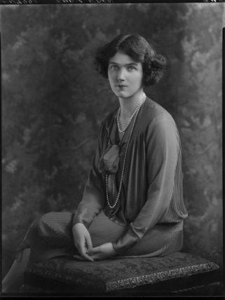 Edith Mary Patricia (née Prendergast), Lady Eden