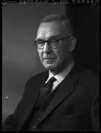 Charles Wilcocks