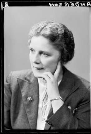 Dame Kitty Anderson