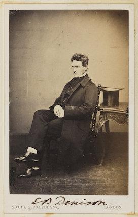 Edmund Beckett (né Edmund Beckett Denison), 1st Baron Grimthorpe