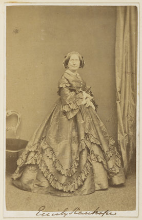 Emily Harriet Stanhope (née Kerrison), Countess Stanhope