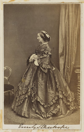 Emily Harriet Stanhope (née Kerrison), Countess Stanhope