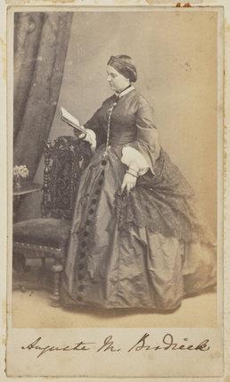 Augusta Mary (née Fremantle), Viscountess Midleton