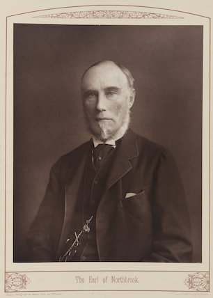 Thomas George Baring, 1st Earl of Northbrook
