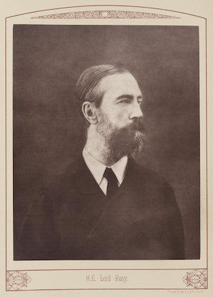 Donald James Mackay, 11th Baron Reay