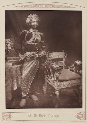 Bahadur Khan, Nawab of Junagarh