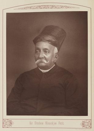 Sir Dinshaw Manockjee Petit, 1st Bt